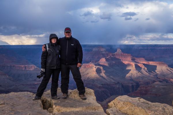 Grand Canyon - Hopi Point