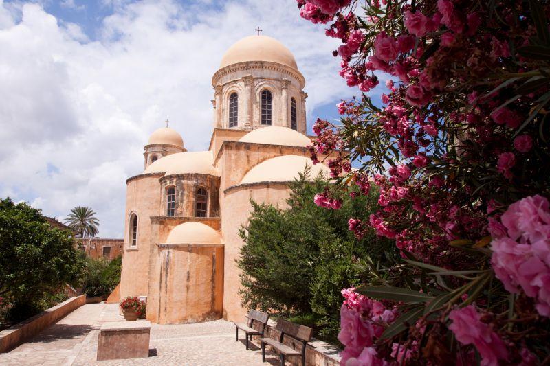 Kloster Agia Triada