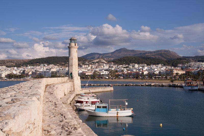 Rethymnon – Hafen