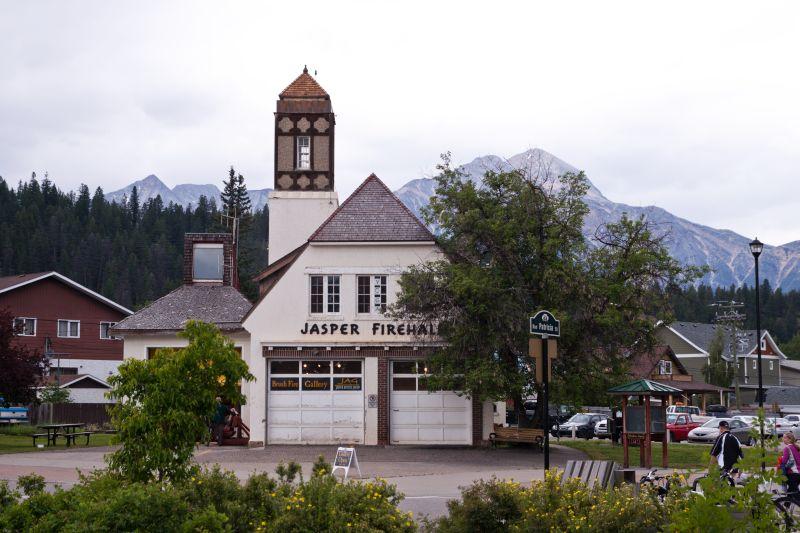 Jasper und Umgebung