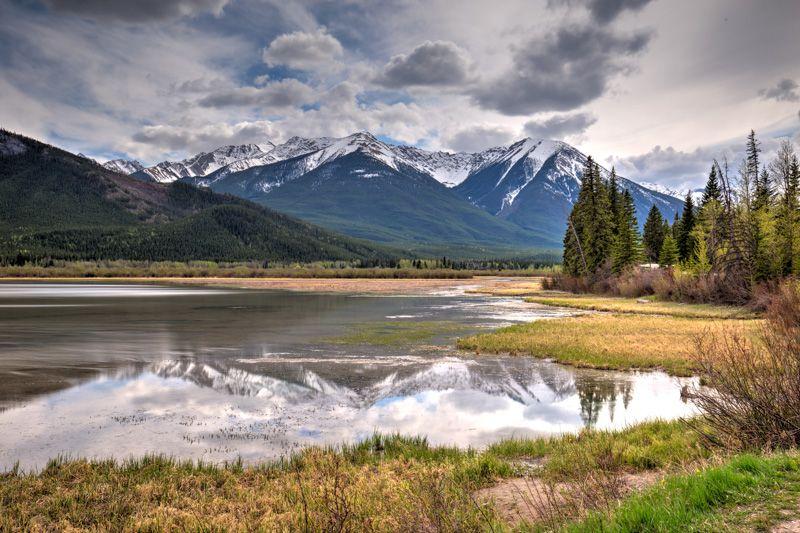 Banff - Vermilion Lakes