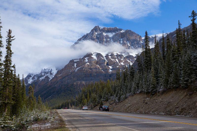 Banff – Icefields Parkway Teil 1