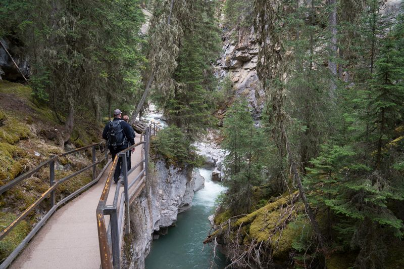 Banff – Johnston Canyon