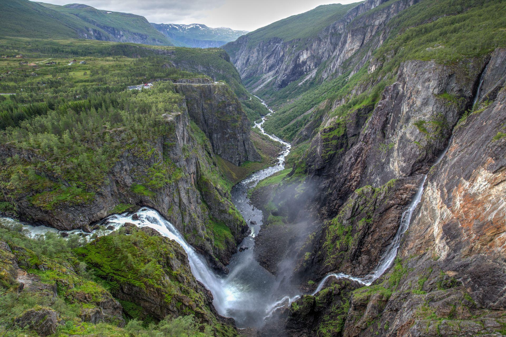 Odda bis Eidfjord