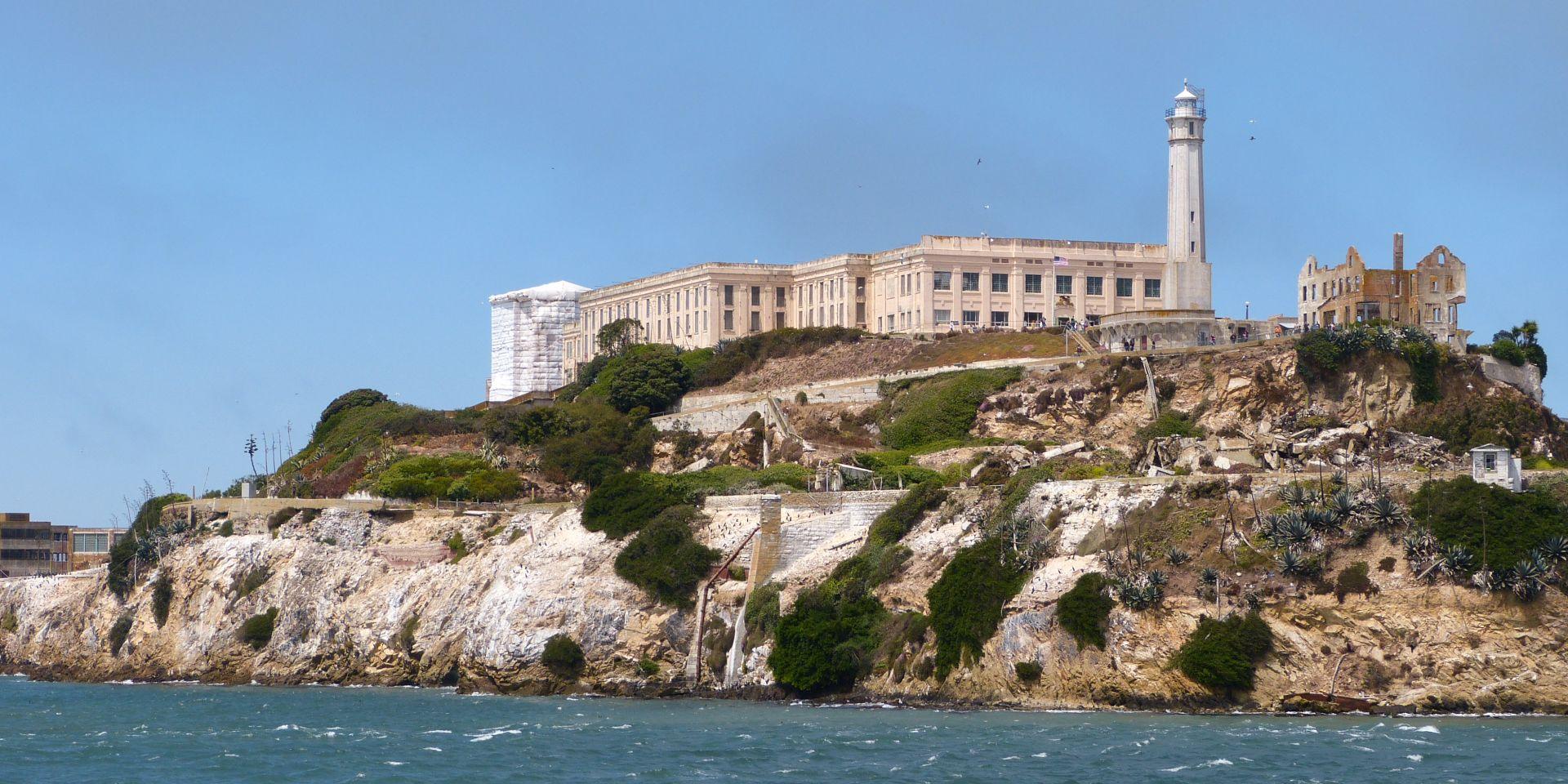 San Francisco – Alcatraz