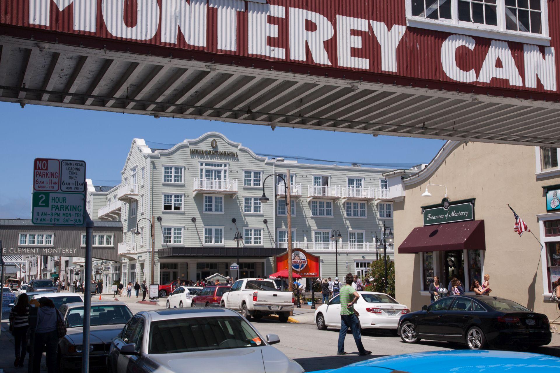 Monterey - Fishermans Wharf