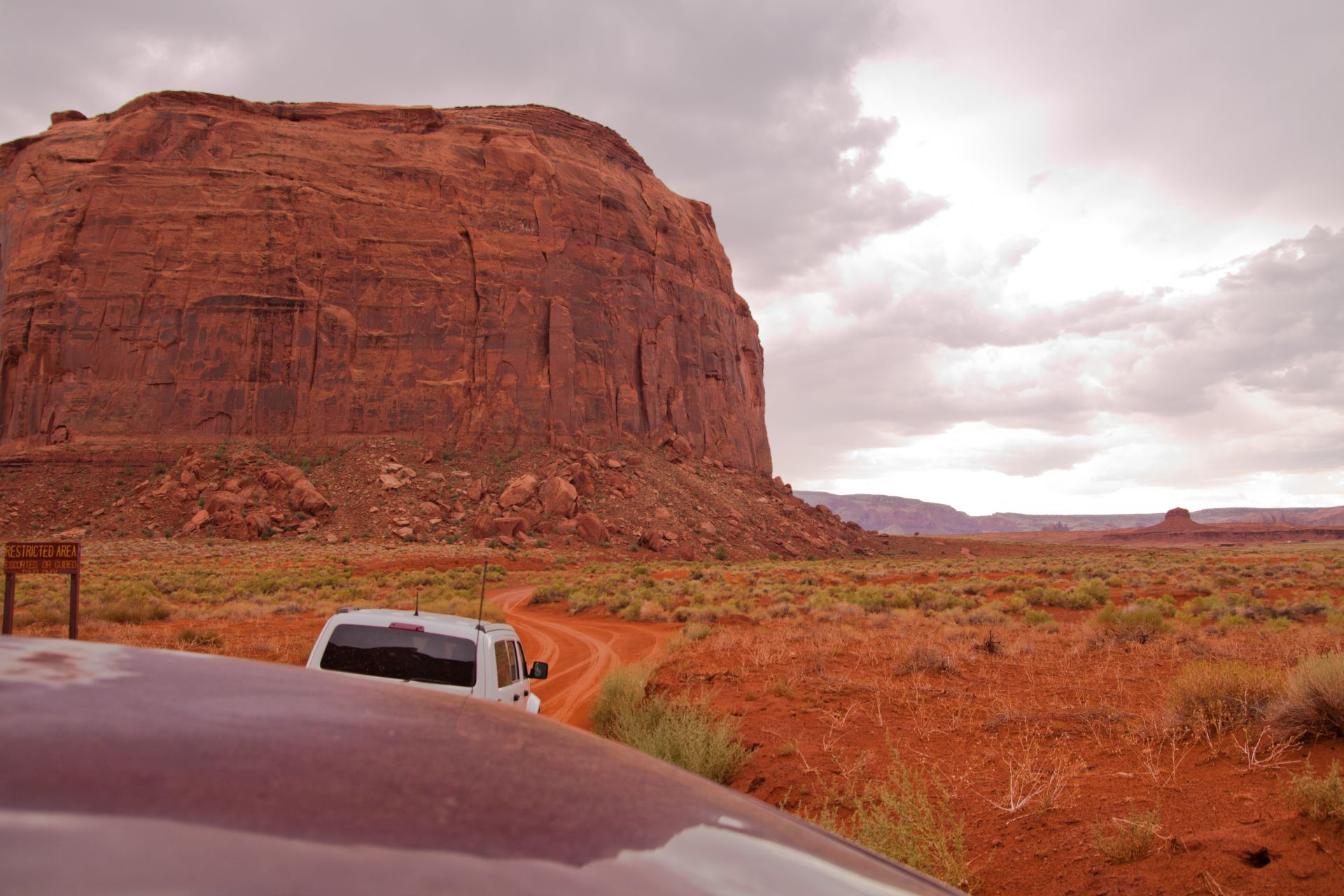 Monument Valley Jeeptour