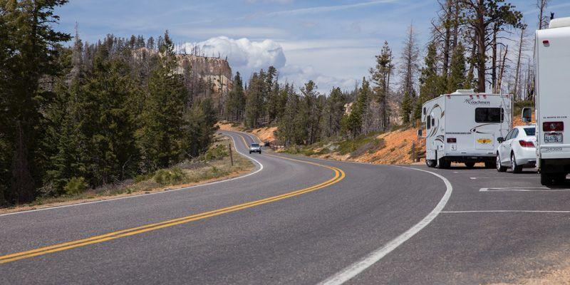 Bryce Canyon – Scenic Drive