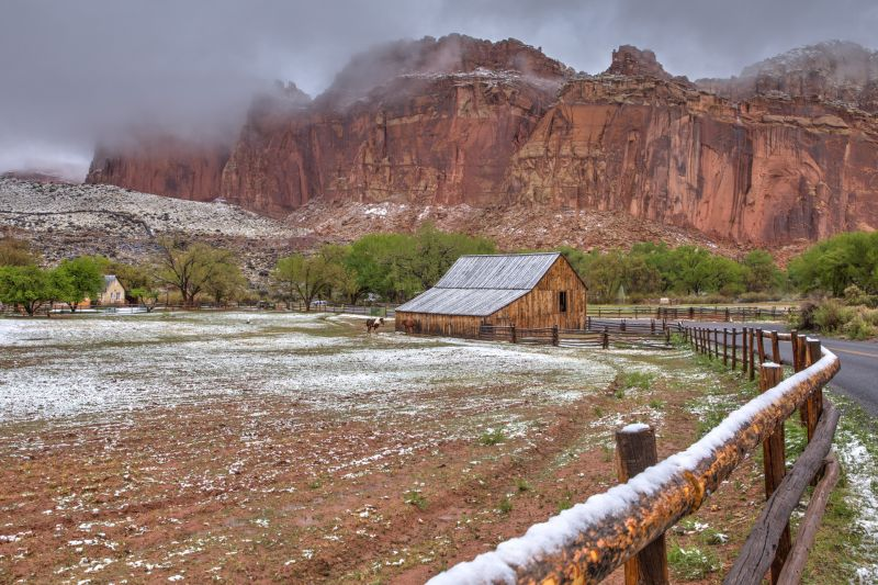 Bryce Canyon bis Moab