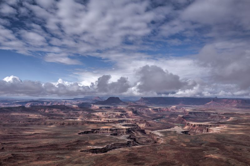 Canyonlands – Island in the Sky