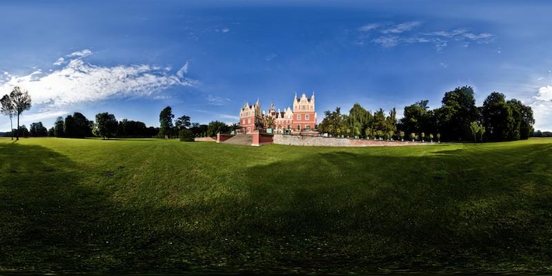 Fürst Pückler Park Panorama 1