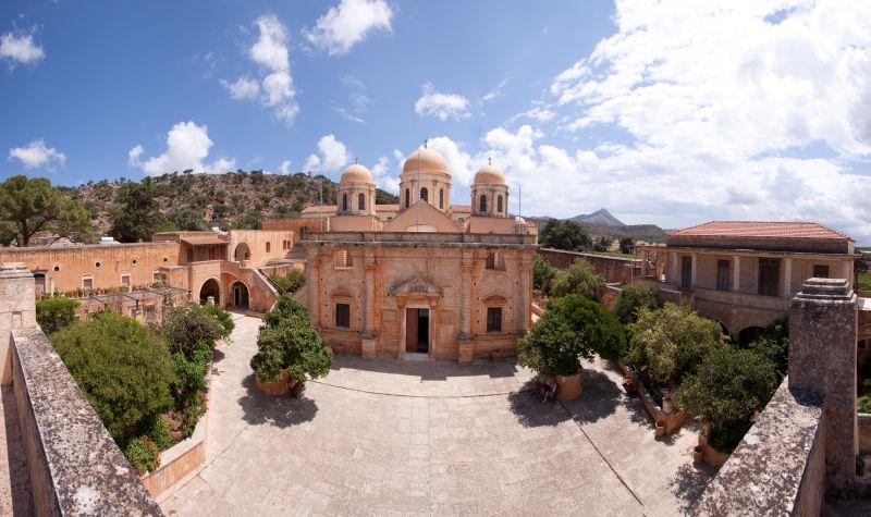 Kloster Agia Triada Panorama 2