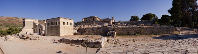 Knossos - Panorama 1