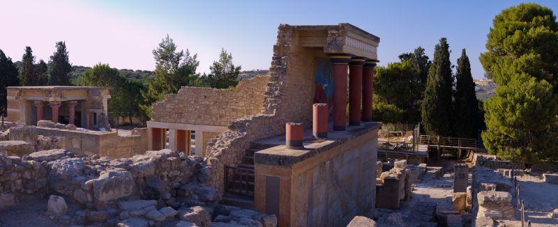 Knossos - Panorama 2