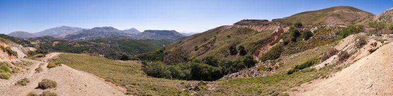 Kreta Pano Landschaft 1