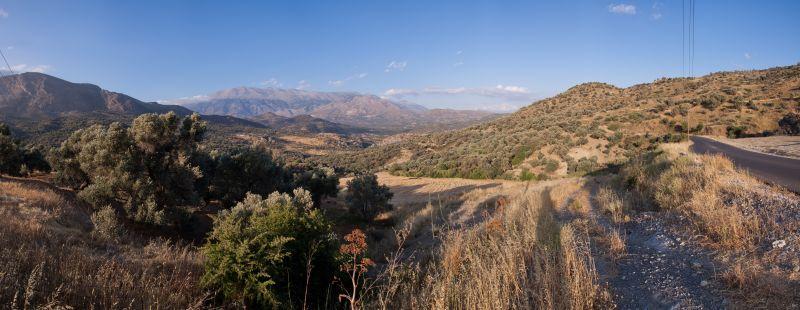 Kreta Pano Landschaft 2