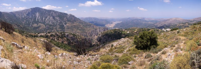 Kreta Panorama Landschaft 3