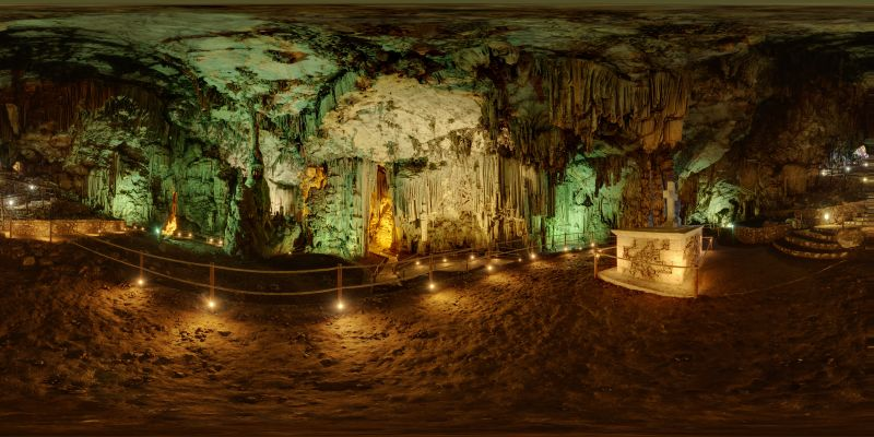 Melidoni Tropfsteinhöhle