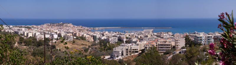 Rethymnon - Panorama 1
