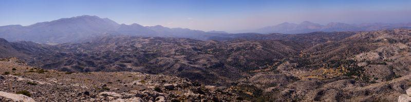 Berg Skinakas Panorama