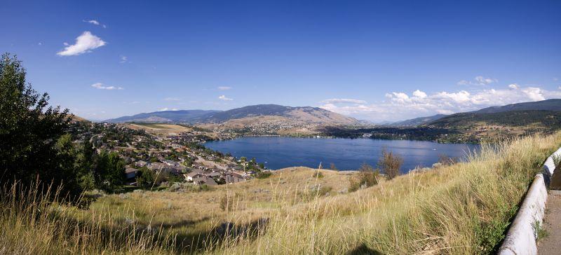 Kalamalka Lake Panorama