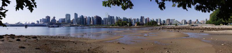 Vancouver – Skyline Pano