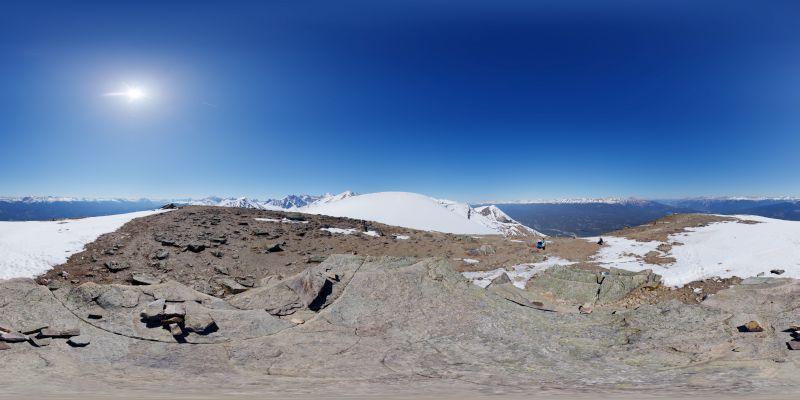 Mount Whistler Panorama