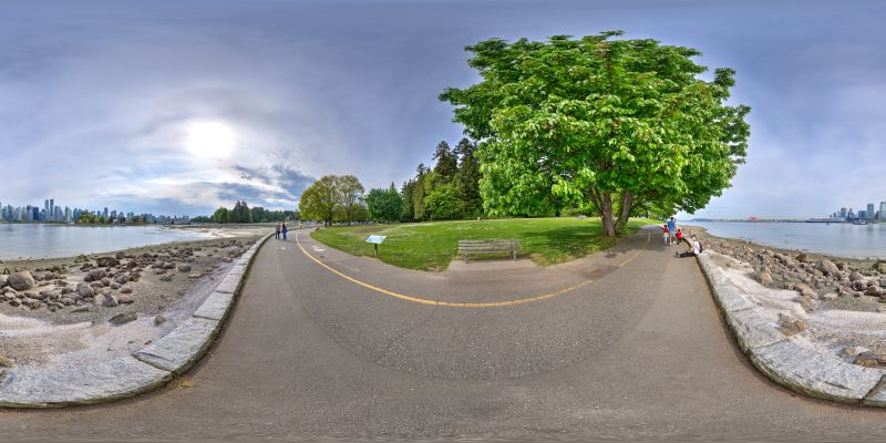 Stanley Park Panorama
