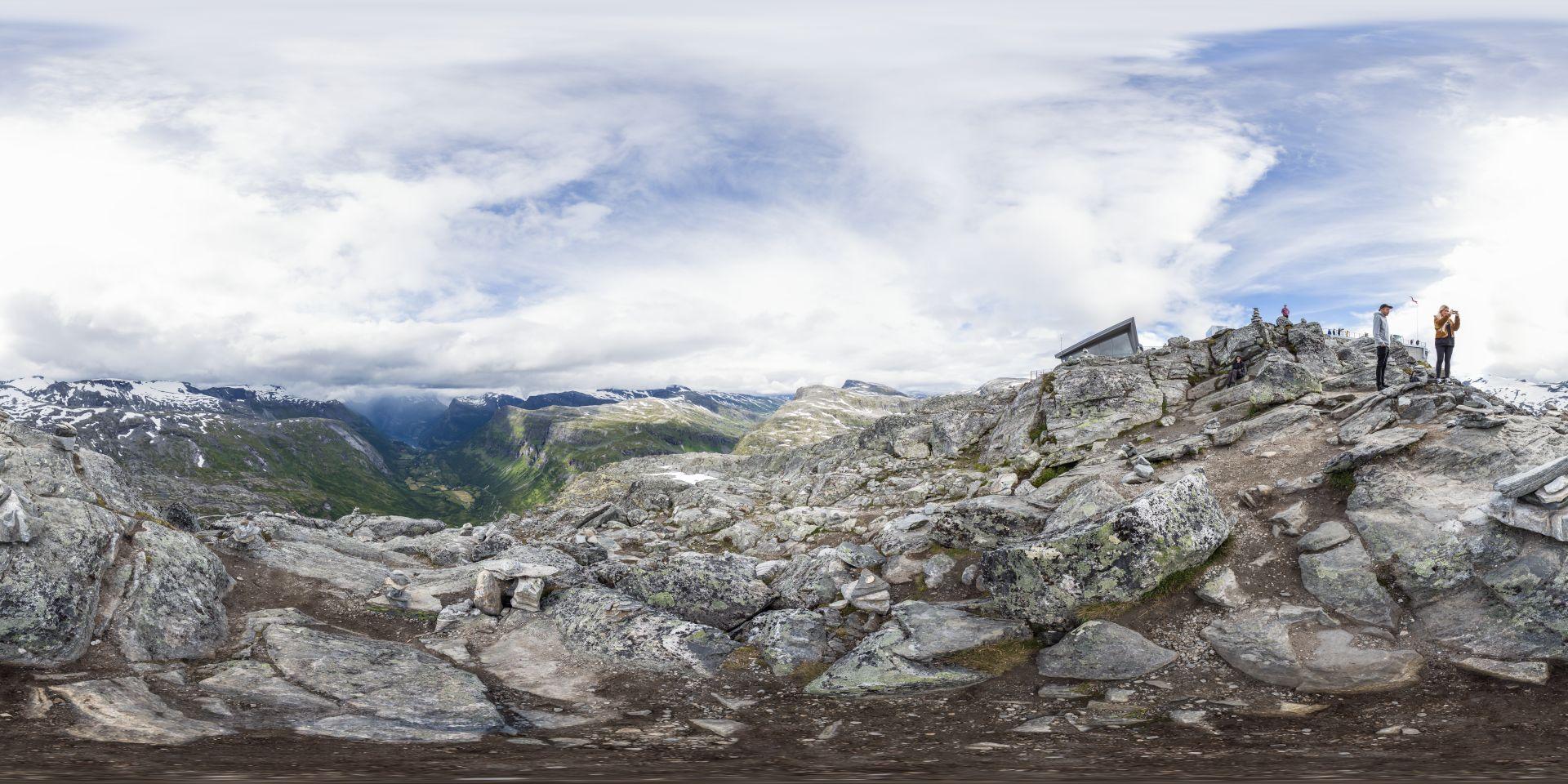 Dalsnibba Panorama