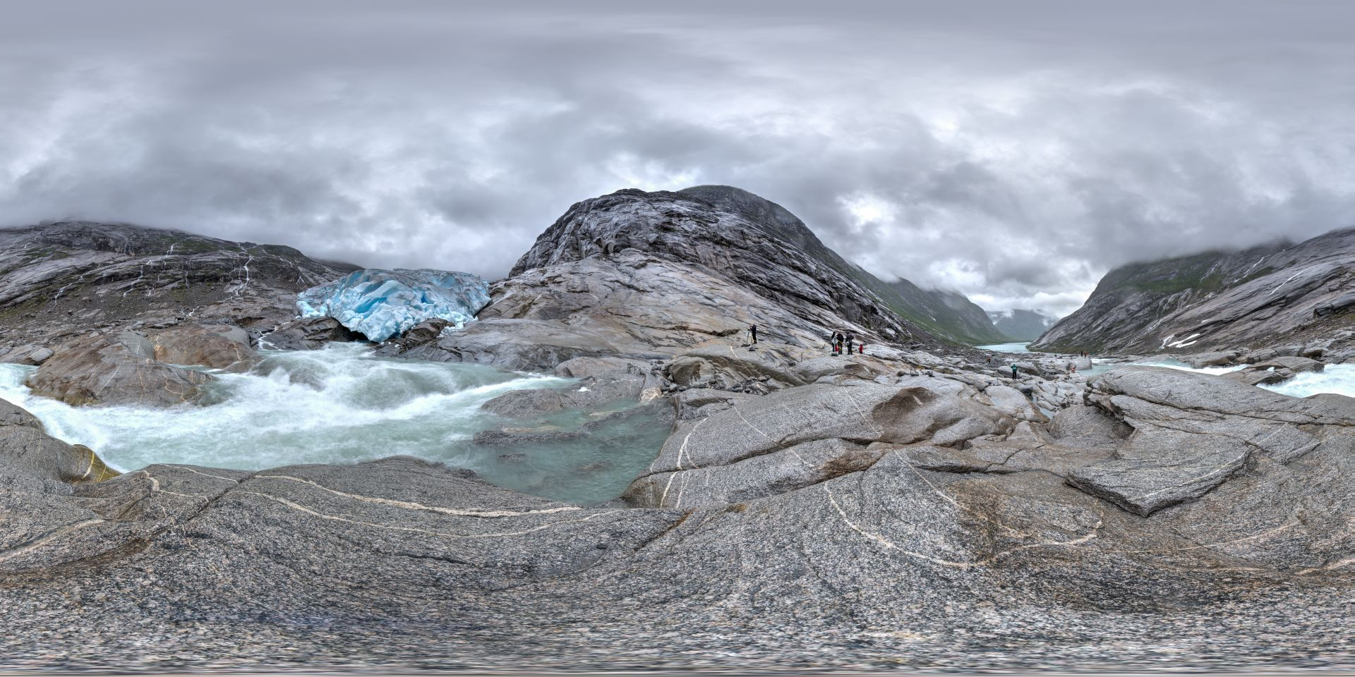 Nigardsbreen Panorama