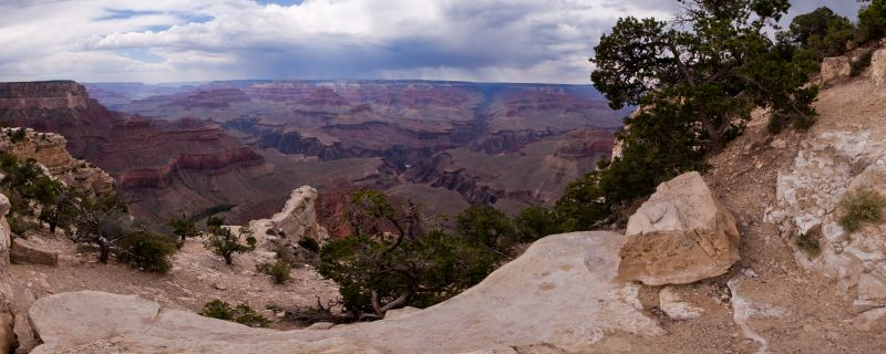 Grand Canyon Yavapai Point 360° Panorama