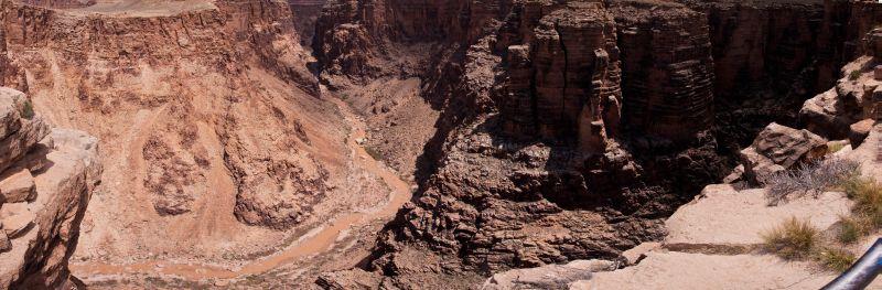 Little Colorado Canyon Panorama 2