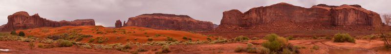 Monument Valley - Panorama 2