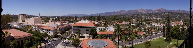 Panorama Santa Barbara