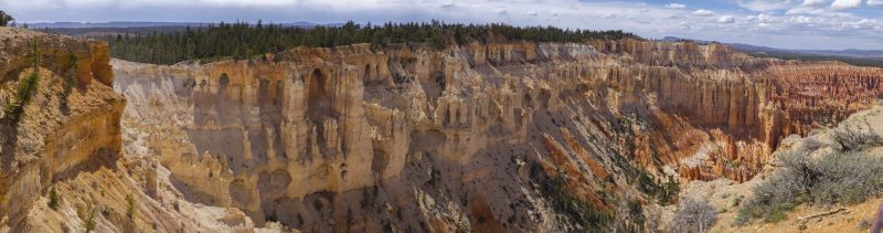 Bryce Point Panorama 1