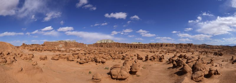 Goblin Valley Panorama 2