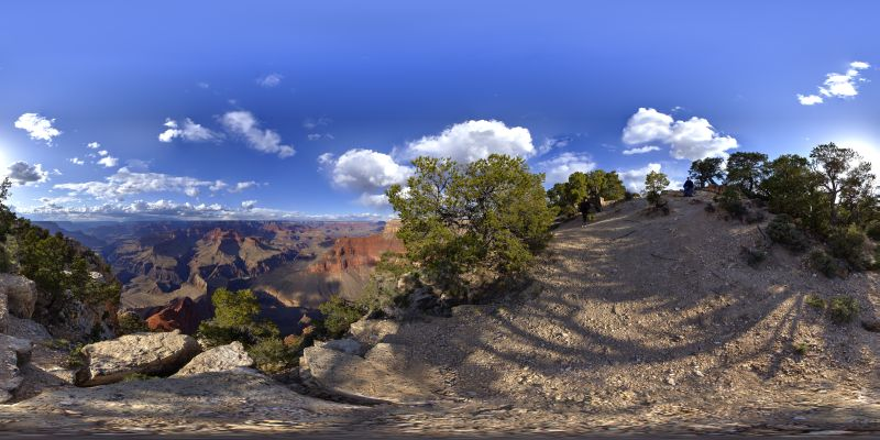 Hopi Point Panorama